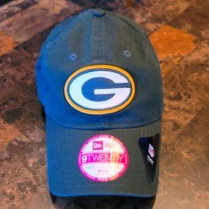 Green Bay Packers 9TWENTY Women's Adjustable Cap